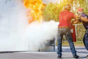 Extinguisher Safety
