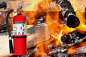 portable fire extinquishers